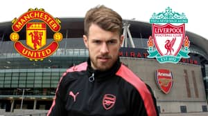 The Main Reasons Why Manchester United And Liverpool Didn't Sign Aaron Ramsey