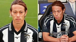 Keisuke Honda Has Contract At Portuguese Club Portimonense Terminated After Just 5 Days
