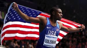 Current World's Fastest Man Christian Coleman Banned For Doping Violations