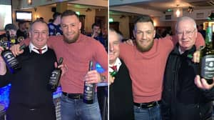 Conor McGregor Buys A €4,000 Round Of Drinks In His Local Pub