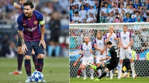 Lionel Messi Reveals His Secret To Scoring Free-Kicks Like They Are Penalties