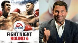 Eddie Hearn Responds To Fan's Desperate Plea For A New Boxing Game