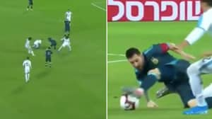 The Incredible Moment Lionel Messi Ruined Eight Uruguay Players In One Sequence