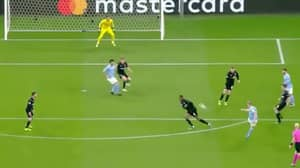 Kevin De Bruyne Scores An Absolute Rocket With His Left Foot