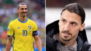 Sweden Have Decided That Zlatan Ibrahimovic Will Not Take Part At Euro 2020