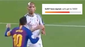 Liverpool Fan's Petition To Ban Lionel Messi Has Passed 5,000 Signatures