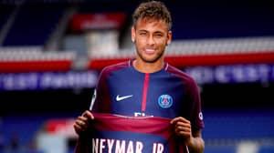 Neymar's Actual Wage At Paris Saint-Germain Has Been Leaked Online