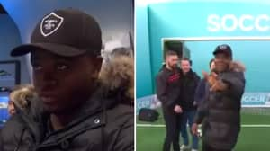 Watch: Big Shaq Turned Up On Soccer AM And It Was Hilarious