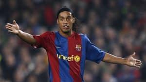 Paul Scholes Reveals How Close Manchester United Were To Signing Ronaldinho