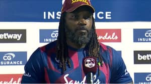 'Respect The Universe Boss': Cricket Legend Chris Gayle Produces Another Strange Interview