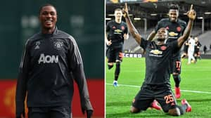 How Much Odion Ighalo Earns Per Manchester United Goal