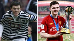 Andy Robertson's Journey Through The 2010s Has Been Sensational