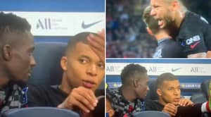 """Neymar Doesn't Pass To Me"" - Kylian Mbappé Captured On Camera Complaining About Neymar"