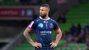 Australian Rugby Player Quade Cooper Puts His Hand Up To Fight Jake Paul