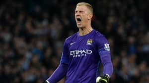 Man City Prepared To Lower Joe Hart's Minuscule Transfer Price Even Further