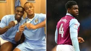 Micah Richards' Situation At Aston Villa Is Incredibly Sad