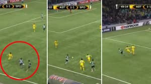Sporting's Marcos Asuna Produced The Filthiest Of Assists Last Night