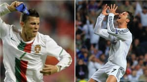 Lionel Messi Fan Has Made Huge Thread About Cristiano Ronaldo Letting His Teammates Down