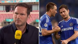 Frank Lampard Names His Five Greatest Teammates In Legendary Career