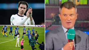 """Roy Keane Only Criticised Jack Grealish Due To """"Sour Grapes"""" Over Switch To England"""