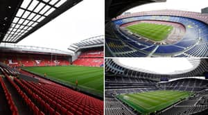 Fans Have Voted For The Top 25 Football Stadiums In The World
