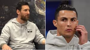 Lionel Messi Reveals His Top Five Best Players In World Football, Excluding Himself And Cristiano Ronaldo