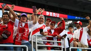 Peru Fan Puts On 3.9 Stone To Qualify For Handicapped World Cup Tickets