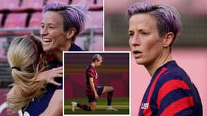Megan Rapinoe Is Getting 'Cancelled' As Major Fast-Food Chain Wants To DROP Her TV Ad Amid Olympics Controversy