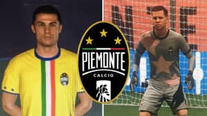 Piemonte Calcio's Home, Away And Goalkeeper Kits On FIFA 20 Revealed