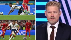 Peter Schmeichel Slams Referee For Making A 'Really Big Mistake' Over Controversial Penalty In England Win