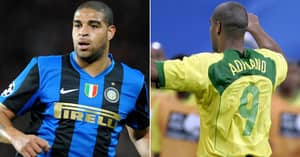 Adriano Shares Heartbreaking Reason Why He Retired From Football So Early