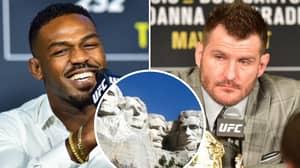 Stipe Miocic Snubs Jon Jones In His Mount Rushmore Of Greatest UFC Fighters