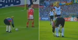 When Peter Schmeichel And Denmark Forced Back-Pass Rule To Change While Winning Euro 92