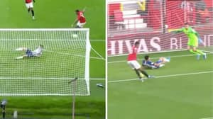 Marcus Rashford Is A Contender For 'Premier League Miss Of The Season' After Shocker Against Brighton
