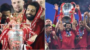 Mohamed Salah Voted Third Best Player Of The Century At Globe Soccer Awards