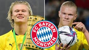 Bayern Munich Confirm Interest In Signing Erling Haaland From Borussia Dortmund
