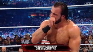 Drew McIntyre Wins The Royal Rumble After An Incredible Match