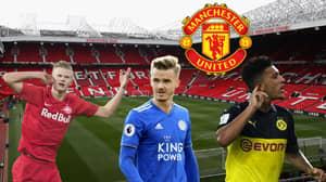 Manchester United's Nine Man January Transfer Wish List Revealed