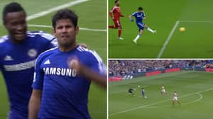 Diego Costa's 2014/15 Highlights Show He Produced One Of The Best Debut Seasons In Premier League History
