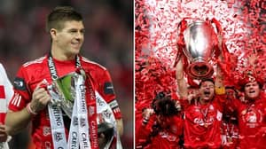 Liverpool Fans Want To Sign Steven Gerrard So He Can Lift Premier League Title