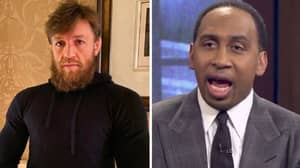 Conor McGregor Responds To Criticism By Stephen A Smith