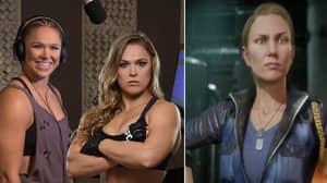 Ronda Rousey Plays Sonya Blade In New Mortal Kombat 11