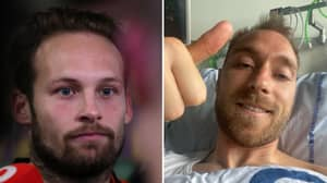 Daley Blind Hits Back At Pundits Saying Christian Eriksen Won't Play Again, Tells Them To 'Leave Him Alone'