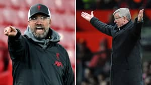Liverpool Manager Jurgen Klopp Is Copying Sir Alex Ferguson Tactic And He's Doing It Well