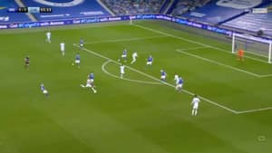 Reece James Scores Incredible 35-Yard Thunderbolt Goal For Chelsea Against Brighton