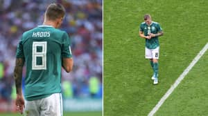 Toni Kroos' Tweet From 2016 Is Going Viral Again After Germany's World Cup Exit
