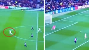 Andy Robertson Defending Of A 92nd Minute Counter Attack Against Lionel Messi And Luis Suarez Is Seriously Slept On