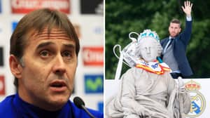 Only Sergio Ramos Backed Julen Lopetegui To Stay As Spain Manager