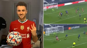 Stunning Diogo Jota Compilation From Atalanta Vs Liverpool Proves He Should Start Over Roberto Firmino