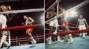 44 Years Ago Today, Ali And Foreman Went For A Rumble In The Jungle